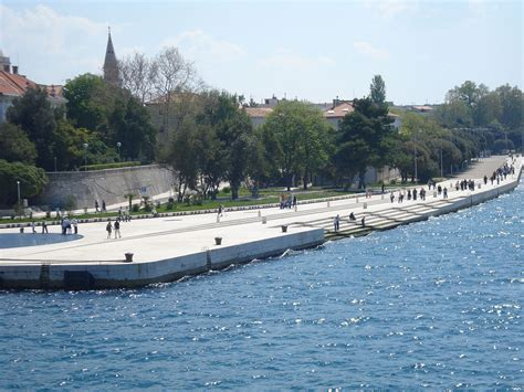 sea organ croatia sea organ