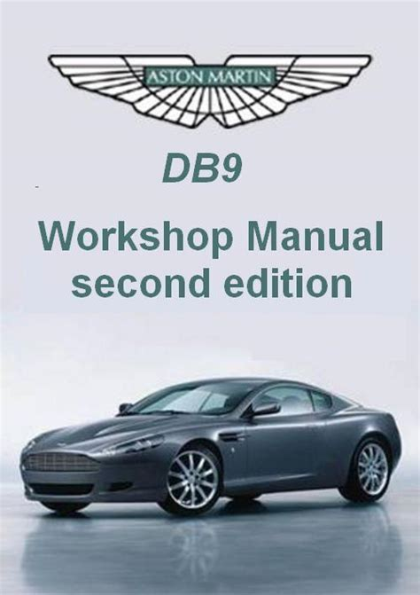 service manual service manual for a 2006 aston martin vantage used 2006 aston martin vantage aston martin db9 2004 2008 service workshop manual issue 2 downlo
