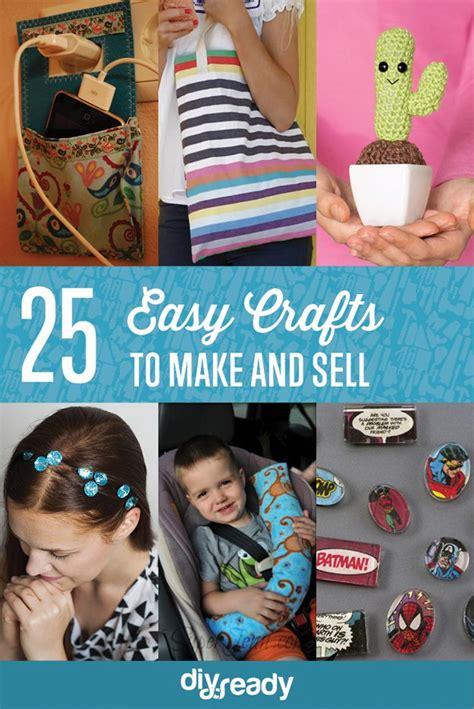 easy crafts for to make 25 easy crafts to make and sell diy ready