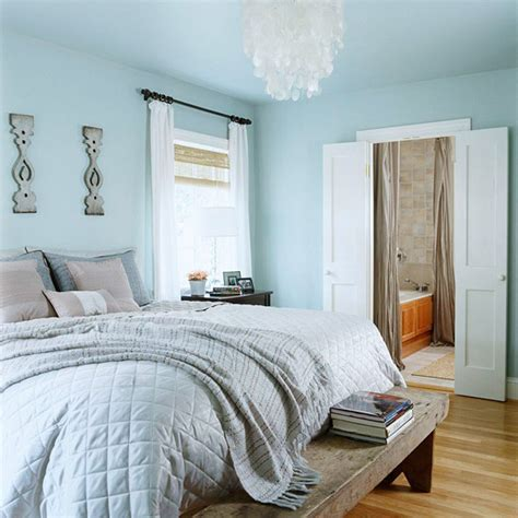 light blue paint bedroom modern furniture low cost updates ideas to freshen your