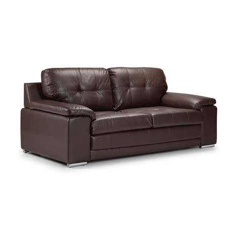 leather sofa beds 2 seater leather sofa bed sofabedsworld