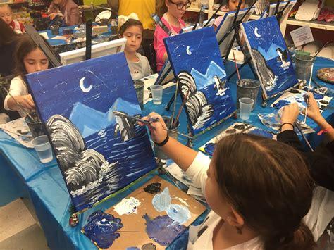 craft class for paint class ktrdecor