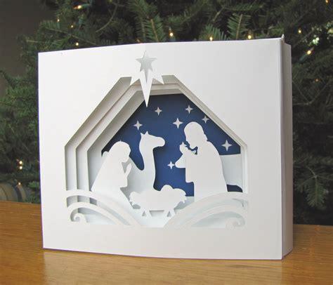 make 3d cards 3d cards make a pretty impressive gift shadow box