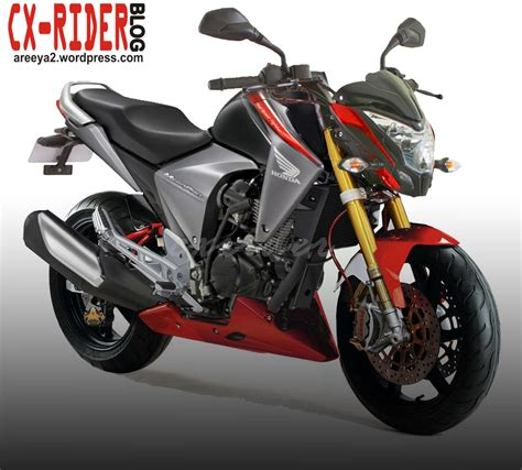 Modifikasi Mega Pro by Modifikasi Honda New Megapro Cxrider