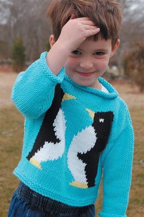 knitting k2 penguin sweater to by val knitting pattern
