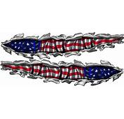 American Flag Decals For Boats Boat Usa Vinyl