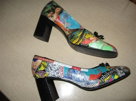 decoupage on shoes 39 best images about decoupage shoes on new