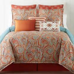 Penneys Bedding Sets Jcpenney Home Morocco 4 Pc Comforter Set Jcpenney