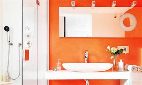 orange bathroom ideas orange bathroom ideas decor and accessories burnt