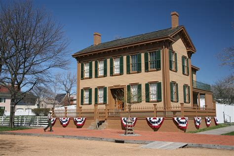 abraham house lincoln home national historic site