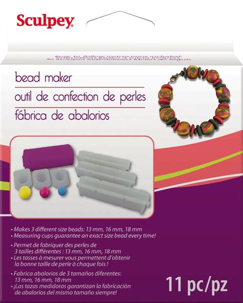 bead maker sculpey bead maker and fimo bead roller