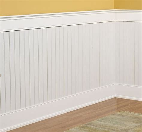 beaded paneling beadboard wainscoting kit 8x4