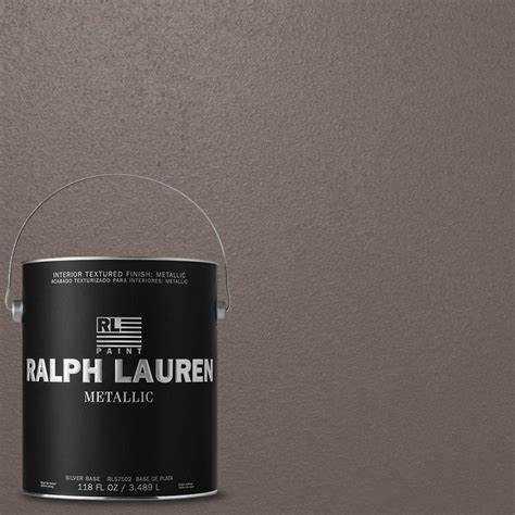 home depot paint colors ralph ralph 1 gal gold metallic specialty finish