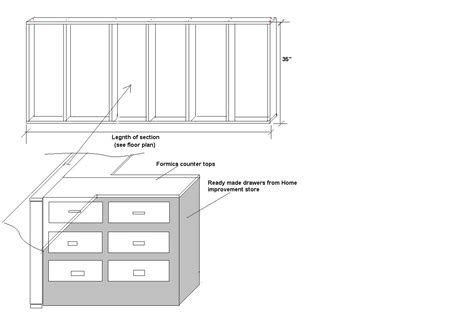 build your own reception desk how to build a custom reception desk