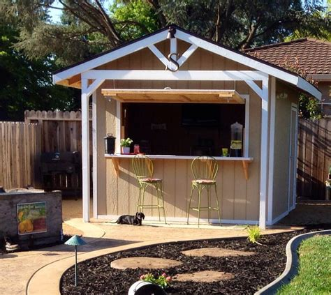 backyard garage ideas 25 best ideas about shed on in the