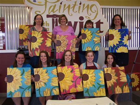 painting with a twist paint used painting with a twist waco the of