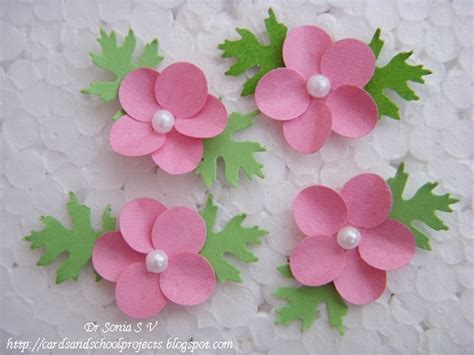 paper flowers for card cards crafts projects paper flower tutorials 14