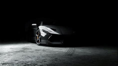 Car Wallpaper Black by Black Lamborghini Wallpaper 72 Images