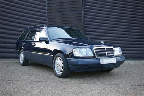 Mercedes Seats by Used Mercedes E Class W124 E280 Estate Automatic 7