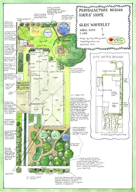 permaculture garden layout 25 best ideas about permaculture design on