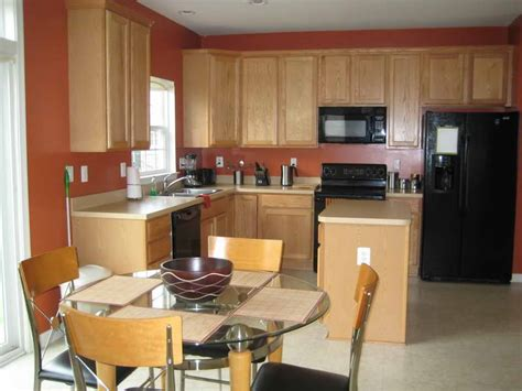 paint colors for the kitchen with cabinets best kitchen paint colors with oak cabinets my kitchen