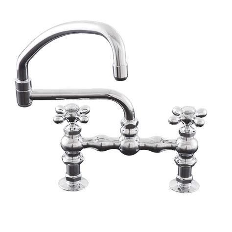 kitchen pot filler faucets deck mount kitchen faucet with swivel pot filler spout canada
