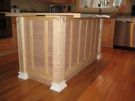 how to build a kitchen island bar to earth style kitchen islands