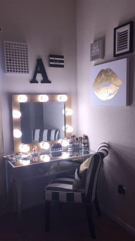 makeup vanities for bedrooms with lights beautiful decor of vanities for also cheap bedrooms with