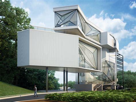 architectural designs aviator s villa a unique house for a retired pilot
