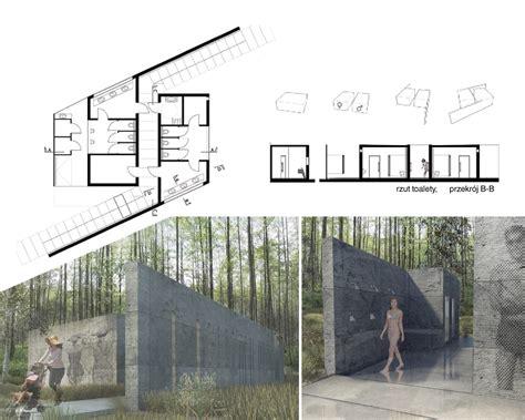 Toilet Design Competition by Public Toilet Competition Agnieszka Maksymowicz