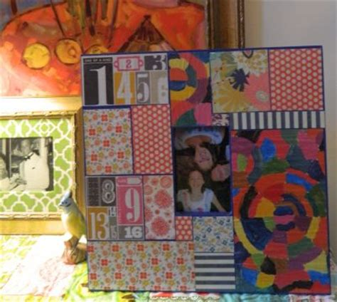 decoupage picture frame ideas decoupage picture frame family crafts