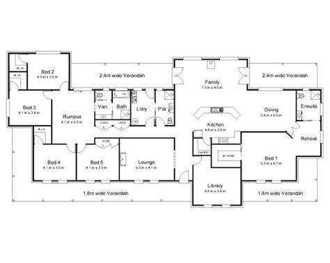 floor plans australian homes the bligh 171 australian house plans