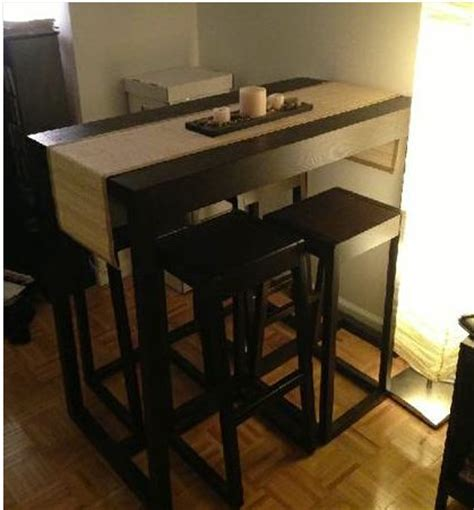 small kitchen with table small kitchen table with stools the bk lounge