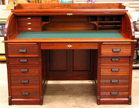 roll top desk restoring a rolltop desk back to it s former aaron
