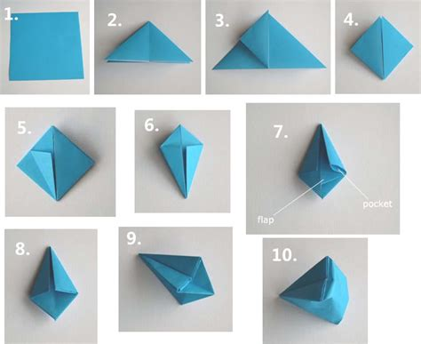 how to fold origami how to fold a simple origami
