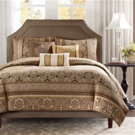 comforter sets at jcpenney brown quilted comforter set at jc penney home is where