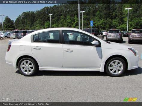 2011 Nissan Sentra Sr by 2011 Nissan Sentra 2 0 Sr In Aspen White Photo No