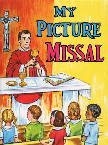 st joseph picture books st joseph picture books my picture missal