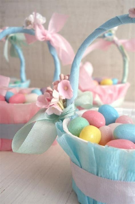 easter paper craft ideas easter basket ideas for a colorful and festive mood