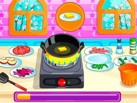 juegos de cocinar online juegos de cocina jugar juegos gratis online para chicas