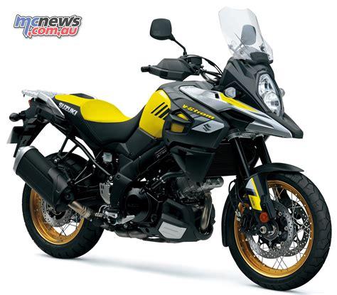 Suzuki Vstrom by 2017 Suzuki V Strom Dl1000 V Strom 1000 Xt Mcnews Au