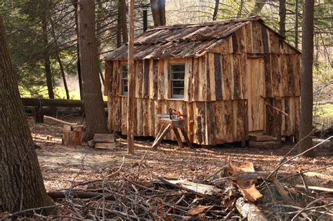 ct woodworking free cabin building