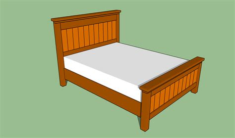 how to build bed frame how to build a size bed frame howtospecialist