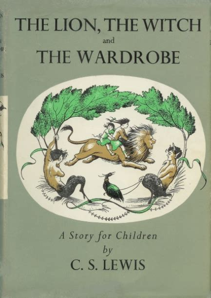 the the witch and the wardrobe picture book geoffrey bles page