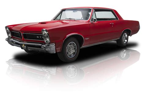 old car manuals online 1965 pontiac gto parking system 135729 1965 pontiac gto rk motors classic and performance cars for sale