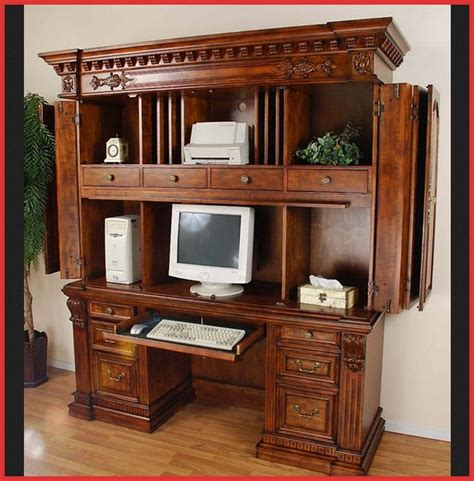 computer desk armoire 25 best images about armoires on arts and