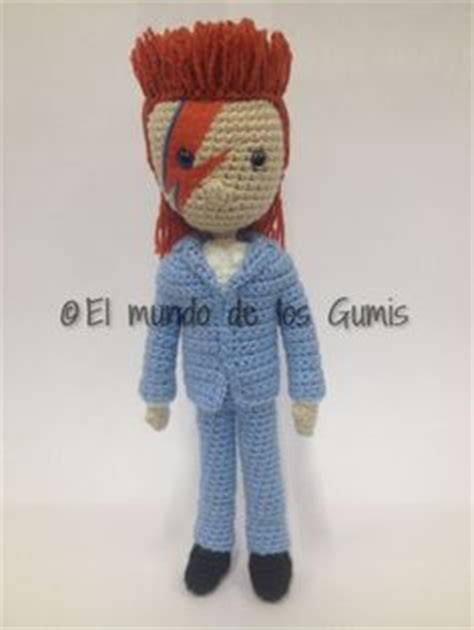david bowie knitting pattern 1000 images about ami on amigurumi