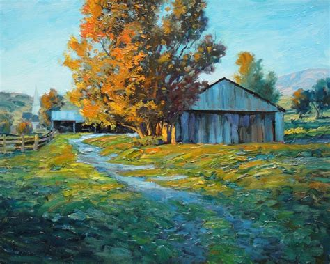 acrylic painting pictures brad teare 91 more about advanced plein air acrylic