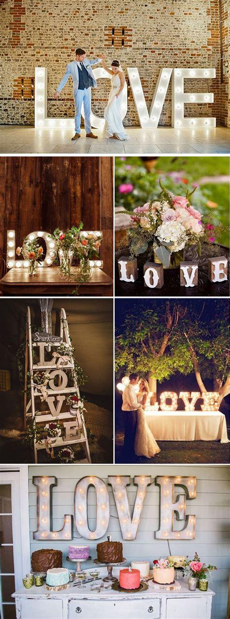 letras love decoracion letras love