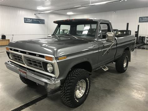 Ford F150 Trucks by Obsession Of The Week 1977 F 150 Is The Total Package